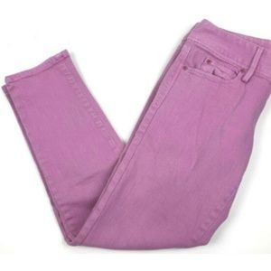 Lilly Pulitzer Lilac Purple Worth Skinny Jeans